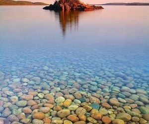 nature, water, and Island image