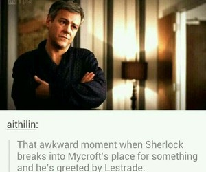 funny, sherlock, and tumblr image