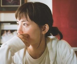 beautiful, girl, and 横顔 image