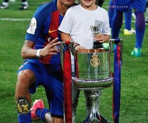 Barca, fcb, and Barcelona image