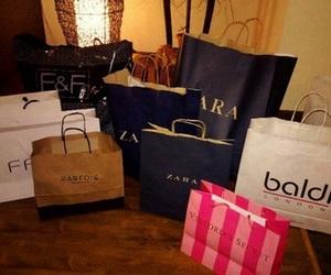 shopping, Zara, and baldi image