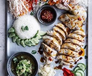Chicken, chilli, and coconut image