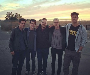 13 reasons why, clay jensen, and ross butler image