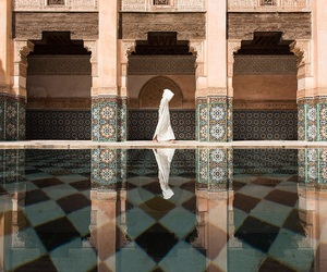 morocco, water, and muslim image