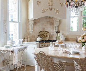 chic, decor, and home image