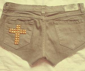 cross, fashion, and girl image