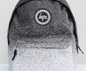 backpack, fade, and hype image