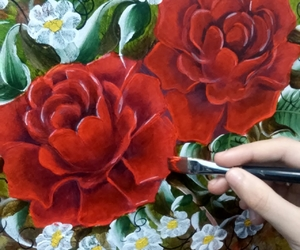 acrylic, draw, and painting image
