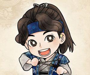 baekhyun, moon lovers, and scarlet heart ryeo image