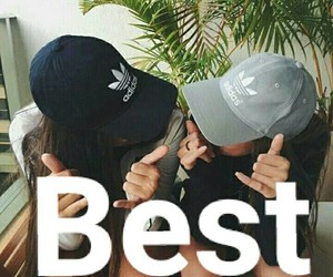 Best, best friend, and best friends image