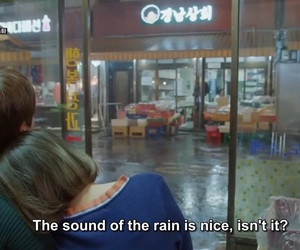 couple, Korean Drama, and quotes image