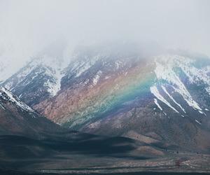 rainbows, photo, and tumblr image