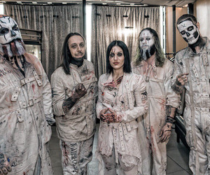 band, Lacuna Coil, and music image