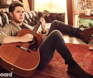 billboard, guitar, and niall image
