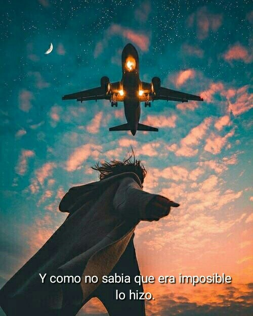 frases, tumblr, and imposible image