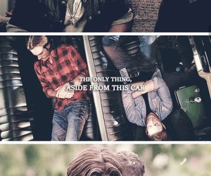 brothers, dean winchester, and family image