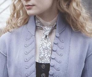 alice in wonderland, coat, and victorian image
