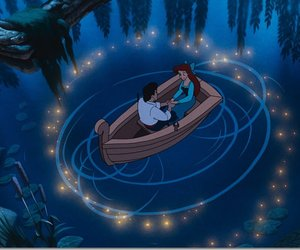 ariel and love image