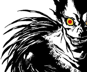 anime, death note, and art image