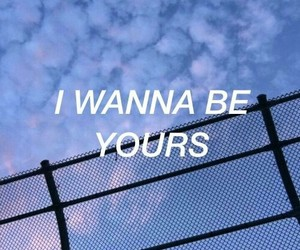 blue, sky, and i wanna be yours image