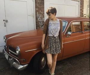 aesthetic, girl, and tumblr image