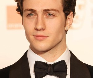 aaron taylor-johnson and handsome image