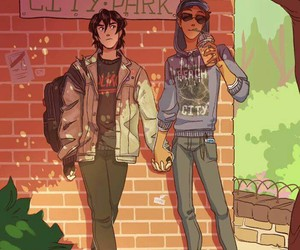 klance, Voltron, and keith image