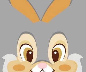 wallpaper, background, and rabbit image