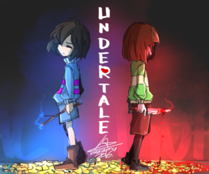 undertale game image