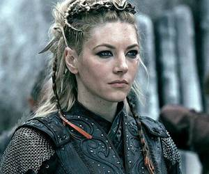 vikings, norse gods, and lagertha image