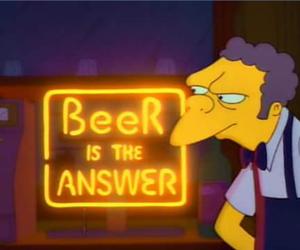 anime, bar, and funny image