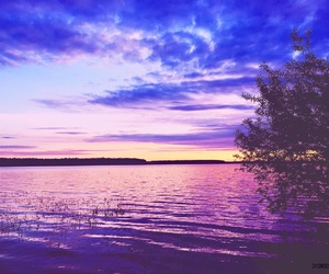 beauty, colors, and lake image