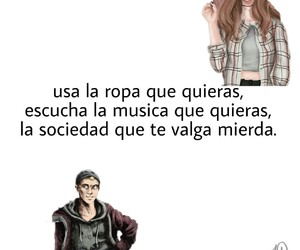 estilo, frases, and people image
