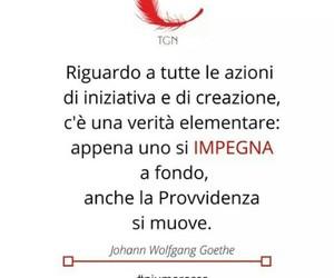 frasi, goethe, and italiane image