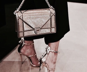 purse, shoes, and accessories image