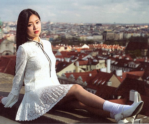 asian, 현진, and beauty image