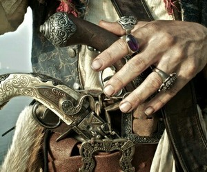aesthetic, jack sparrow, and will turner image