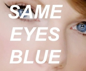 aesthetic, album, and blue image