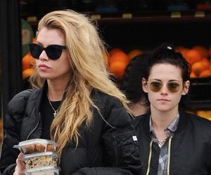 kristen stewart, lovers, and stella maxwell image