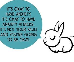 anxiety and okay image