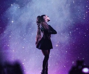 ariana grande, dangerous woman tour, and ariana image