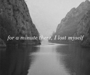 quotes, lost, and life image