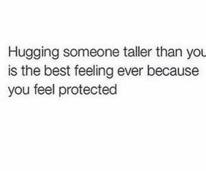 love, hug, and tall image