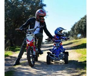 familia, motocross, and oscar casas image