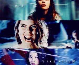 teen wolf, lydia martin, and girls image