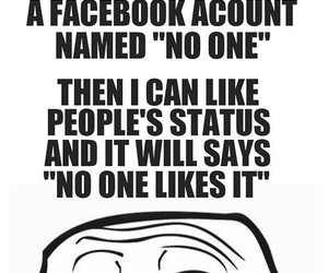 funny and facebook image