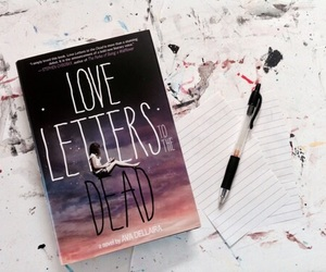 book, article, and love letters to the dead image