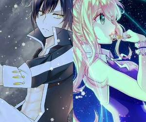 lucy heartfilia, gray fullbuster, and graylu image