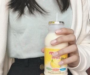 aesthetic, asian, and banana image
