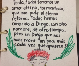 art, frida kahlo, and quote image